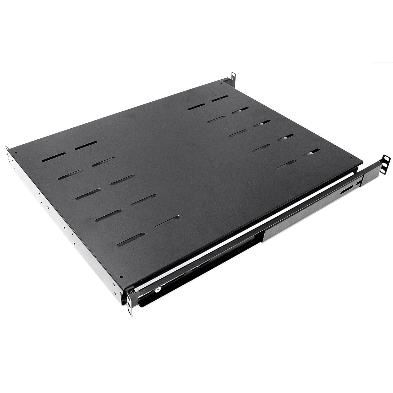 Cablematic - Bandeja telescópica para rack19 de 1U y fondo 550mm 605-880mm: Amazon.es: Electrónica