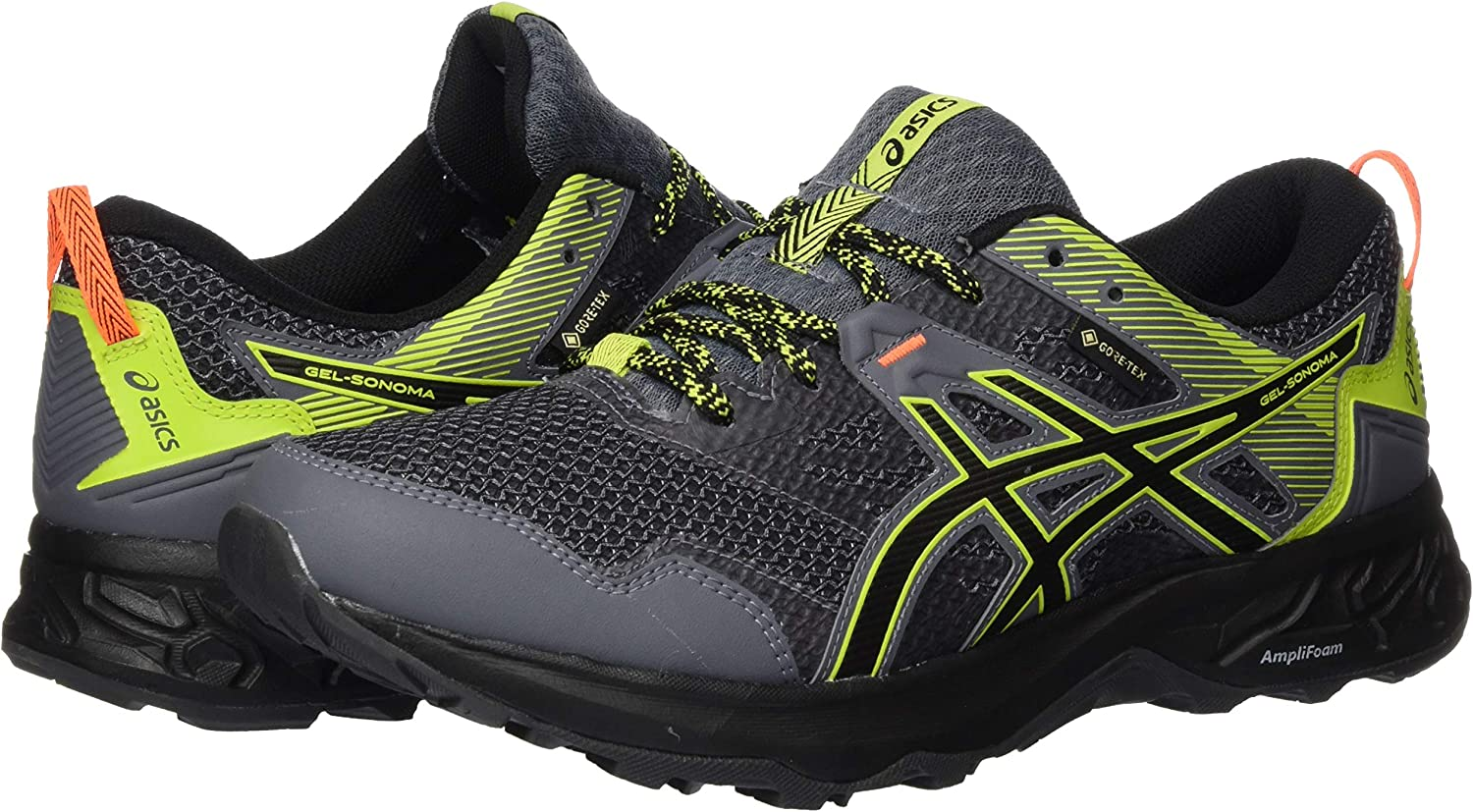 ASICS Gel-Sonoma 5 G-TX, Trail Running Shoe para Hombre: Amazon.es ...