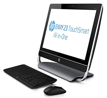 HP ENVY 23-d160qd TouchSmart AMD Graphics Windows 7 64-BIT