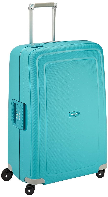 Samsonite - S'Cure - Spinner Maleta 75 cm, 102 L, Azul (Aqua Blue)