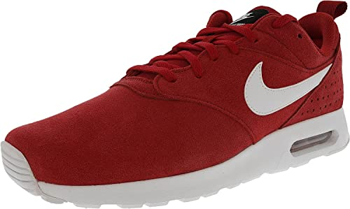 size 40 9c02c 62096 Image Unavailable. Image not available for. Colour  Nike Air Max Tavas LTR  Men s Sneaker Gym Red White ...