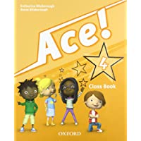 Ace! 4: Class Book and Songs CD Pack - 9780194007696