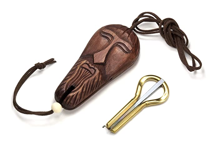 Amazon.com: Jews harp with case jaw harp mouth harp ...