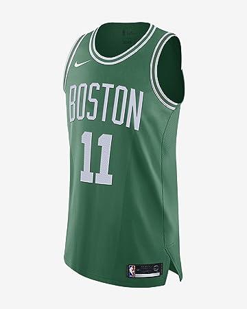 Amazon.com: Nike Kyrie Irving Boston Celtics - Jersey con ...