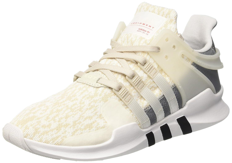 adidas Damen Equipment Support ADV Sneaker  42 2/3 EU Braun (Clear Brown / Ftwr White / Grey)