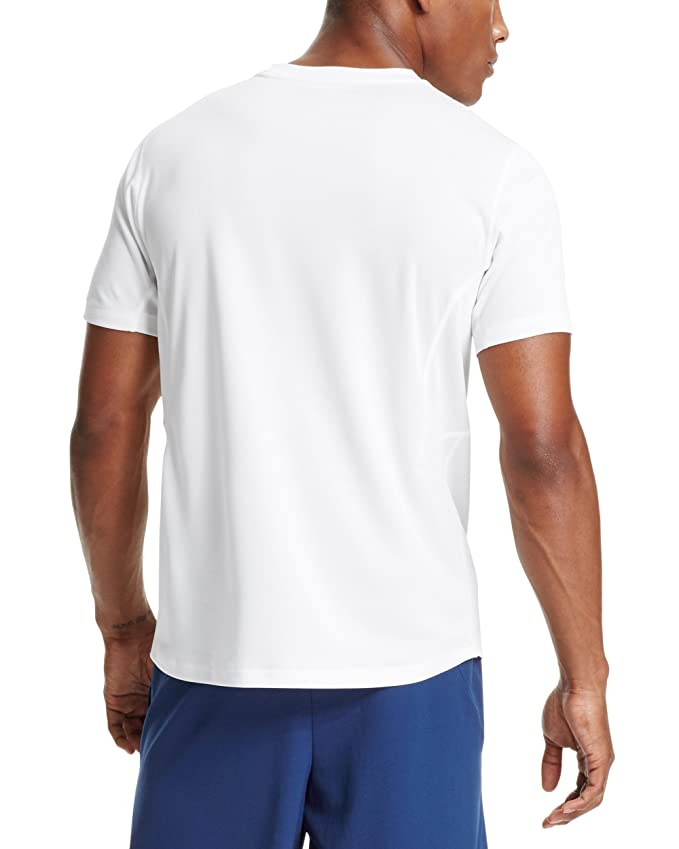 Amazon.com: MISSION Mens VaporActive Alpha Short Sleeve Athletic Shirt: Sports & Outdoors