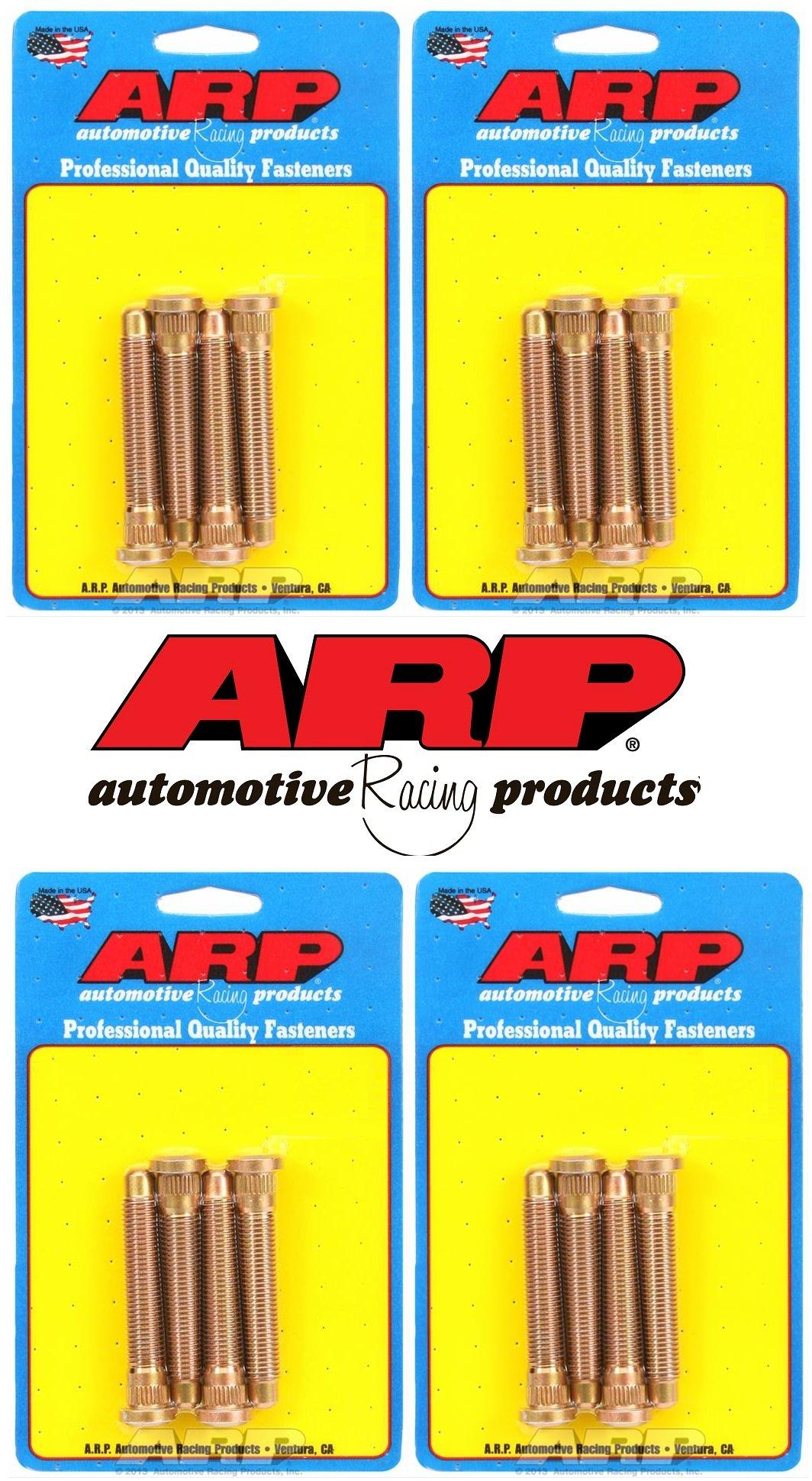 ARP Extended Length Wheel Stud Kit For Honda Civic Integra - M12x1.5 RH - (Set of 16)