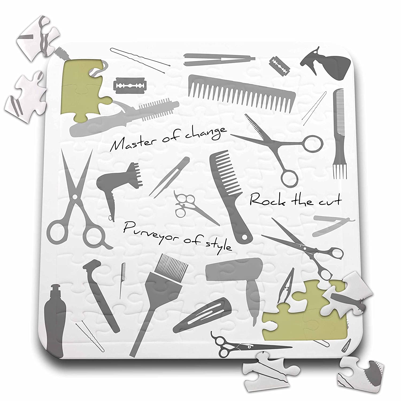 【お取り寄せ】 3drose Alexisデザイン B07F6X2CJ4 – Crafts – Barber、マスターの変更。グレースタイリストアプライアンス )、テキスト –、onホワイト – 10 x 10インチパズル( P。_ 281298_ 2 ) B07F6X2CJ4, 【おトク】:6cd93e8f --- 4x4.lt