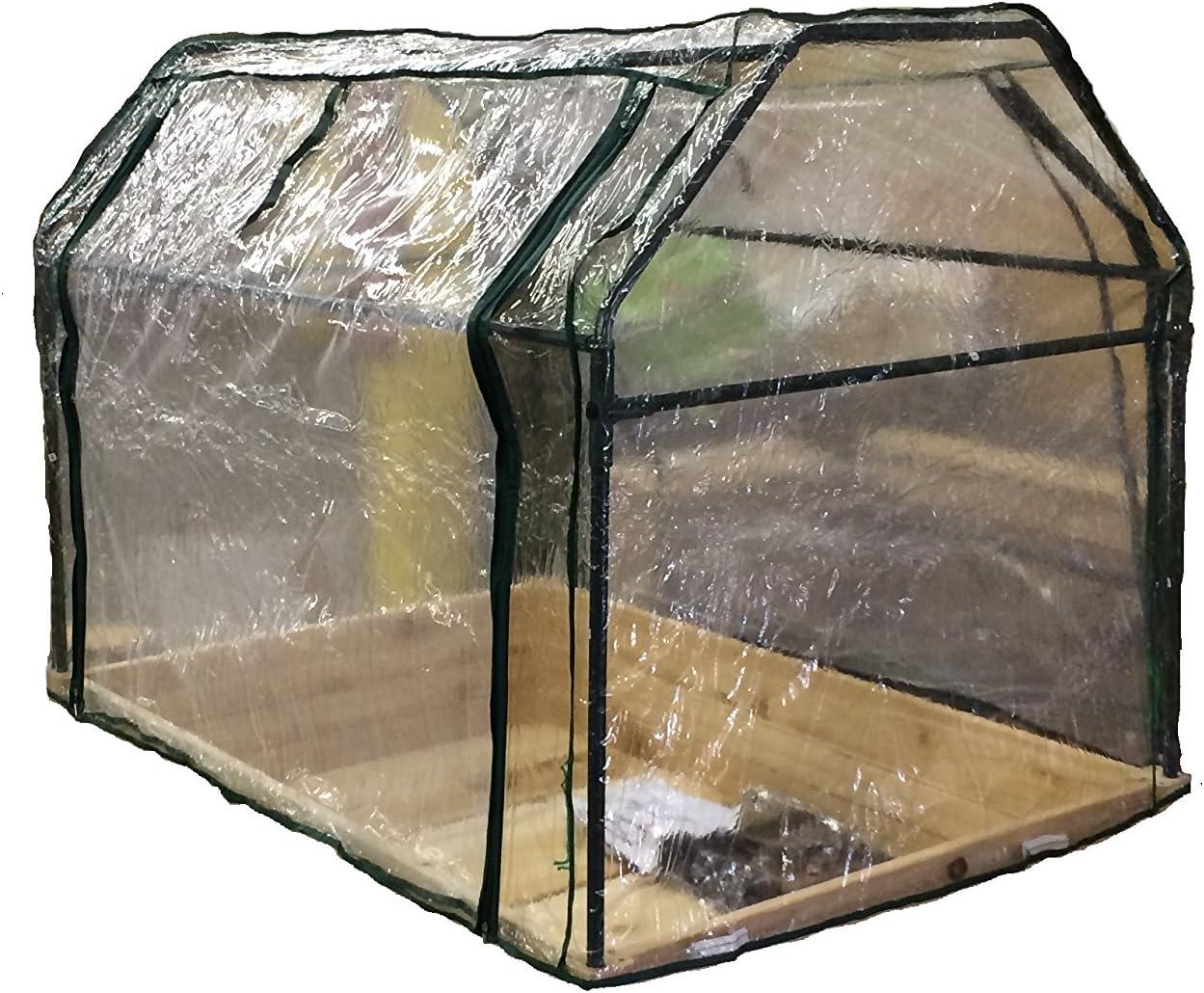 Raised 3 x 4 Eden Raised Garden Optional Enclosure Only