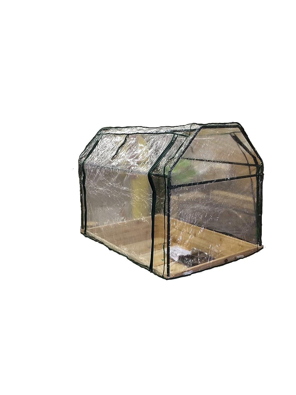 Eden Raised Garden Optional Enclosure Only, 3' x 4', Raised