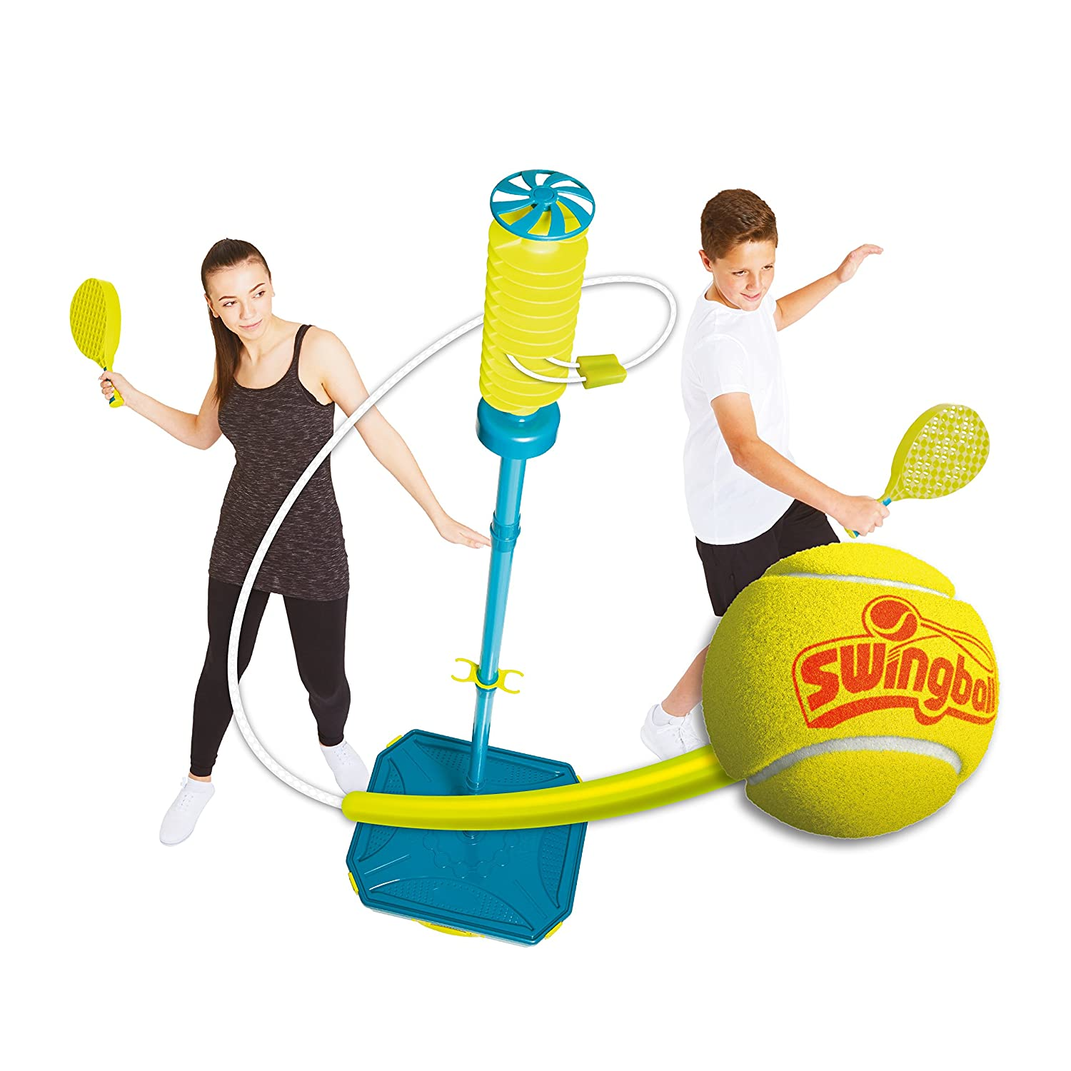 All Surface PRO Swingball Tetherball – Portable Tetherball Set Mookie MK7216