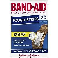 Band-Aid Tough Strips Regular 20 Count