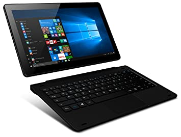 ODYS Fusion Win 2 in1 29,5 cm (11,6 Pulgadas) de Tablet PC (Intel Atom ...