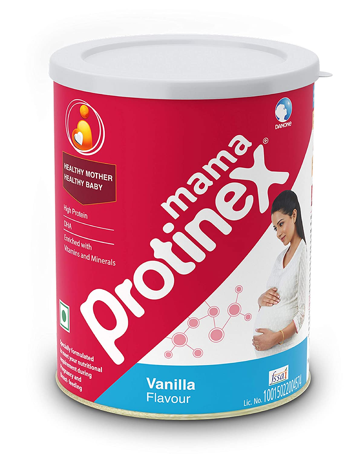 Protinex Mama Vanilla Ingredients