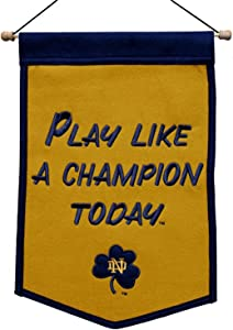 Winning Streak NCAA Traditions Banner