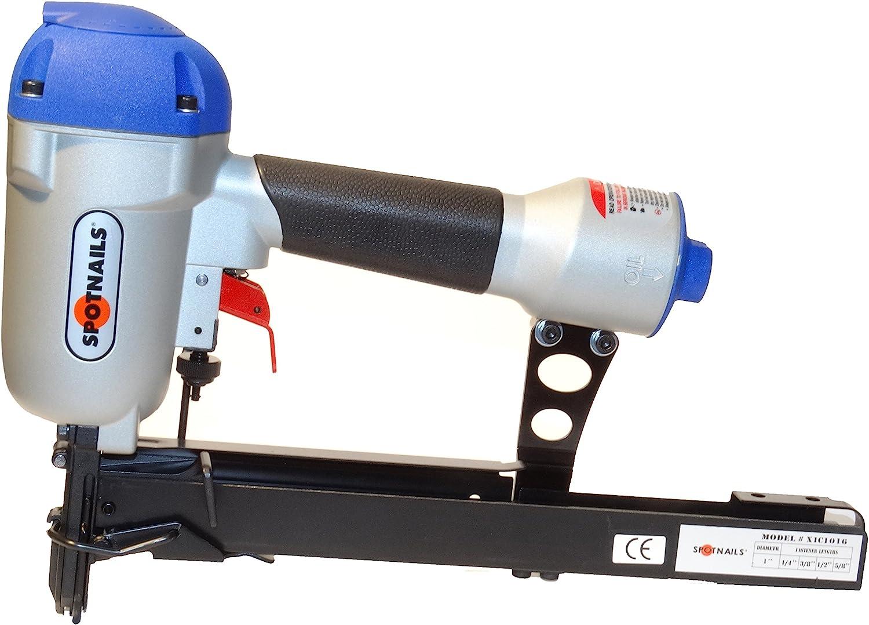 Engrapadora de sujetadores corrugados Corona de 1 pulgada