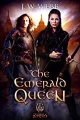 The Emerald Queen (Legends of Ansu Book 7) Kindle Edition