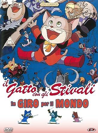 Il Gatto Con Gli Stivali: Amazon.it: Cartoni Animati: Film e TV