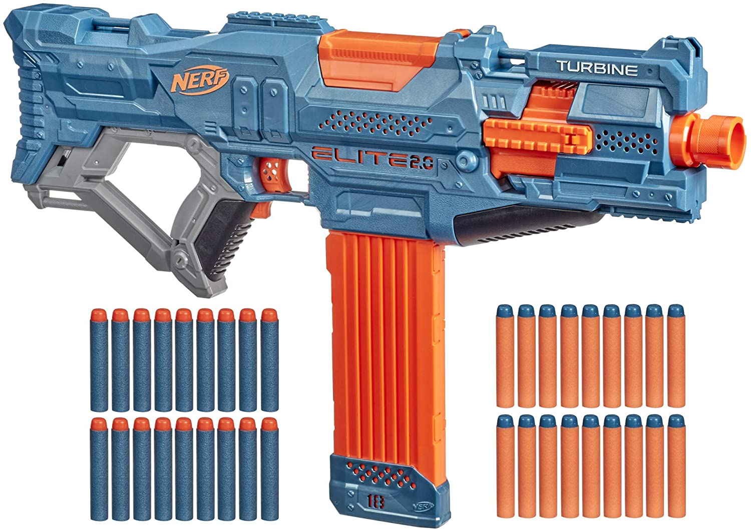 Nerf Elite Turbine CS-18 en promotion