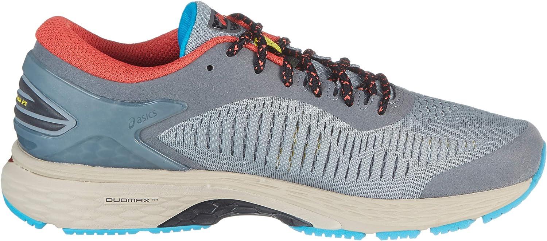 Zapatillas Deportivas Casual para Hombres asics Gel-Kayano 25 RE Gris: Amazon.es: Zapatos y complementos