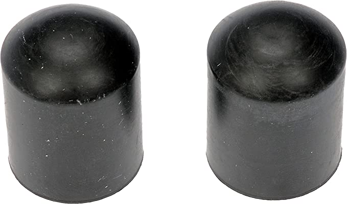 5//8 Heater Bypass Caps rubber 4 count