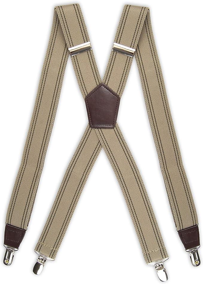 Details about  /Dockers Men/'s Solid Suspender
