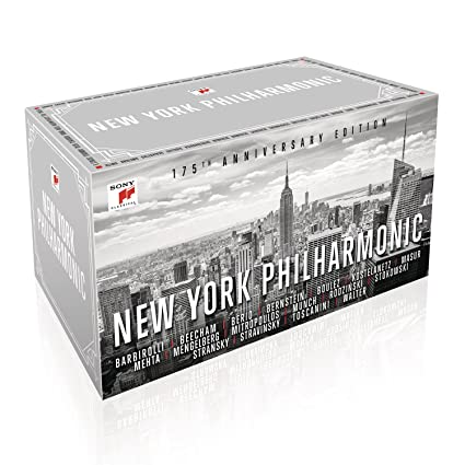 New York Philharmonic 175th Anniversary Edition