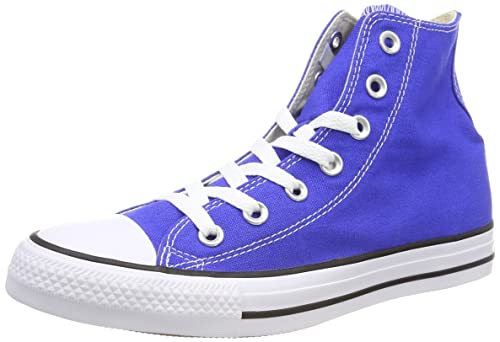 Converse C Taylor All Star Hi Chuck Scarpe Sneaker Canvas HYPER Royal 159620c