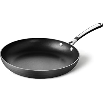 Amazon Com Simply Calphalon Nonstick 12 Inch Omelette Pan