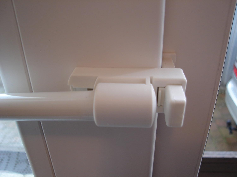 Soporte para discos de visillos soporte para discos de cortinas 1Paar