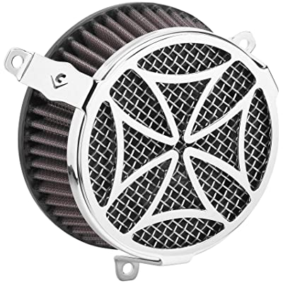 Cobra Cross Air Cleaner for Honda 2010-13 VT1300R/S/T/X: Automotive
