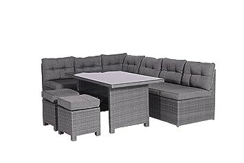 Hochwertig Garden Impressions Lounge/Dinner Set, 5 Teilige Dining  Gruppeu0026quot;ALICEu0026quot;