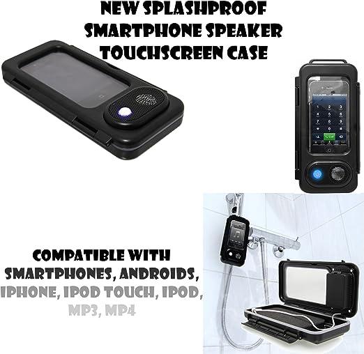 New Smartphone altavoz Compatible con protección frente a la ...