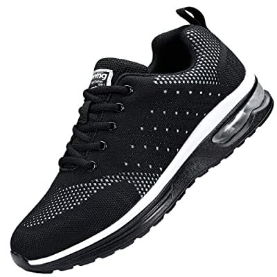Nishiguang Women's Air Athletic Running Sneaker Fitness Sport Gym Jogging Tennis Shoes | Shoes