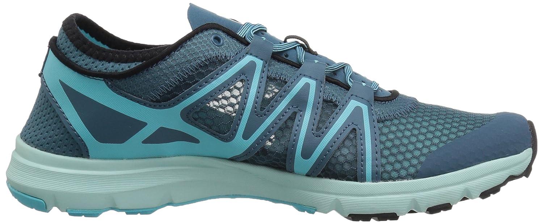 Salomon Women's Crossamphibian Swift W Athletic Sandal B0731FPCZT 9.5 M US Mallard Blue