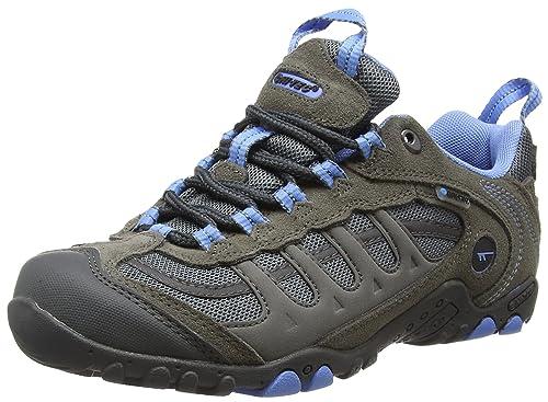Windermere Wp, Womens Low Rise Hiking Shoes Hi-Tec