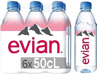 Evian Prestige 500 Mlx6 5+1 Free(Pack Of 1)