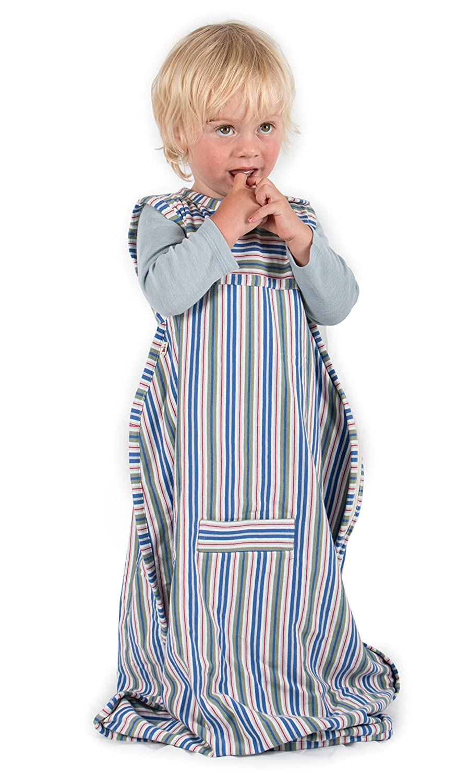 Amazon Merino Kids Organic Cotton Baby Sleep Bag For Toddlers 2 4 Years Huckleberry Clothing
