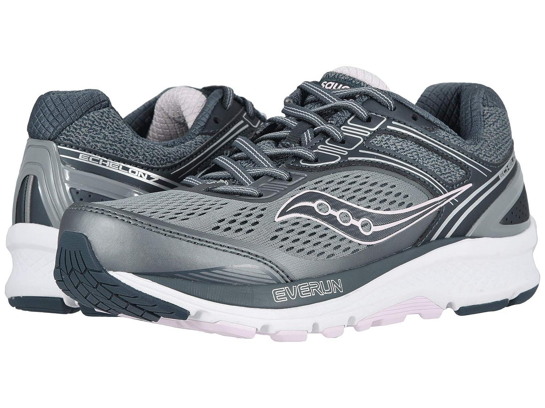【海外限定】 [サッカニー] [サッカニー] レディースランニングシューズスニーカー靴 Echelon 7 [並行輸入品] B07KWRQX41 [並行輸入品] - Slate/Pink 8 (24.5cm) B - Medium 8 (24.5cm) B - Medium Slate/Pink, 宮島町:0ca1f9a1 --- a0267596.xsph.ru