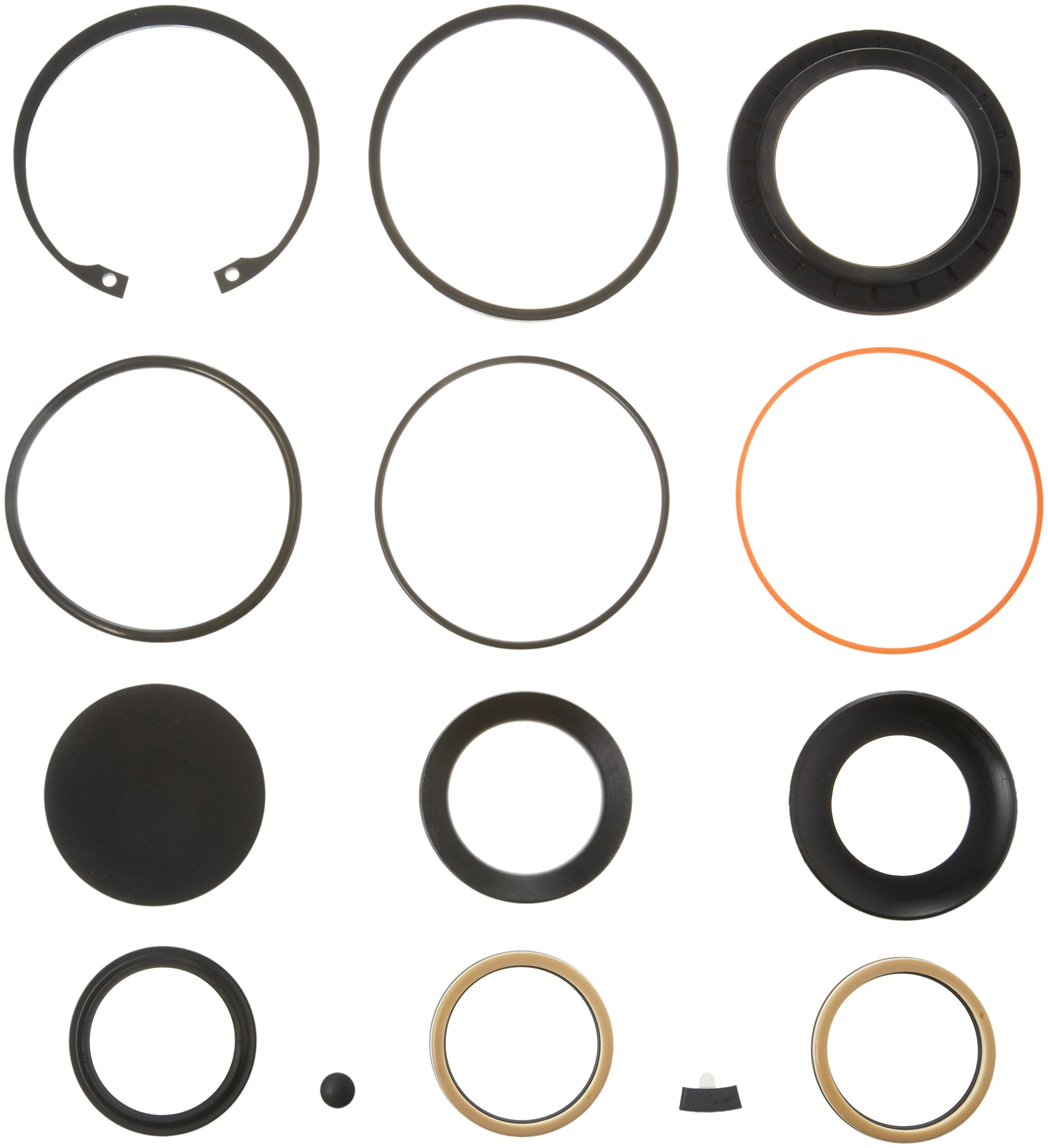R. H. Sheppard 5545741 Sector Shaft Kit with Snap Ring/L-Seal