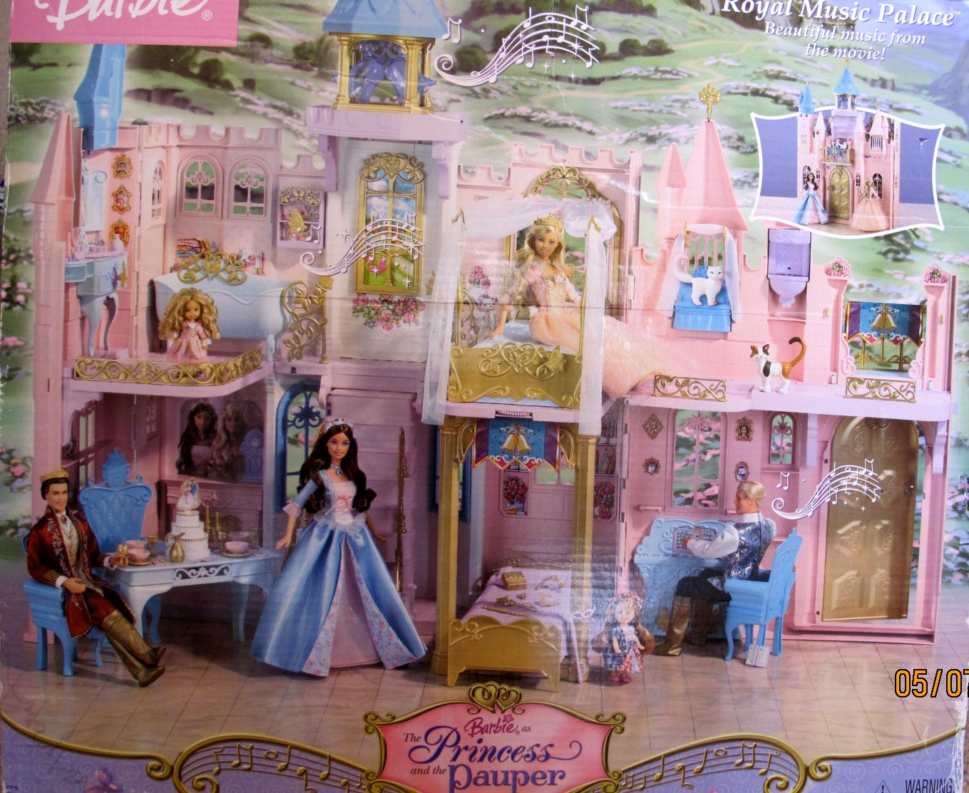 Amazon Com Barbie Doll House Marvelous Interior Images Of Homes
