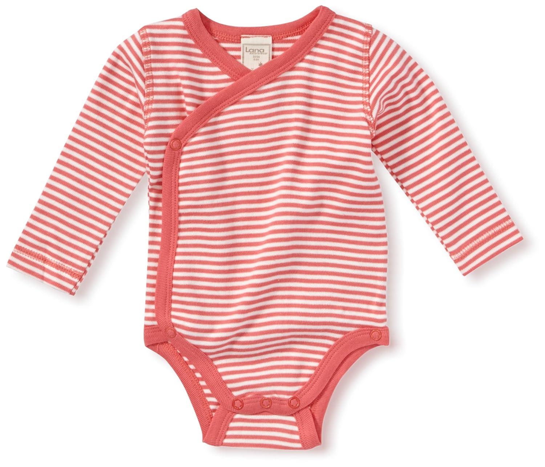 gestreift 900 3756 5014 Body Babalu Baby Strampler LANA natural wear Unisex