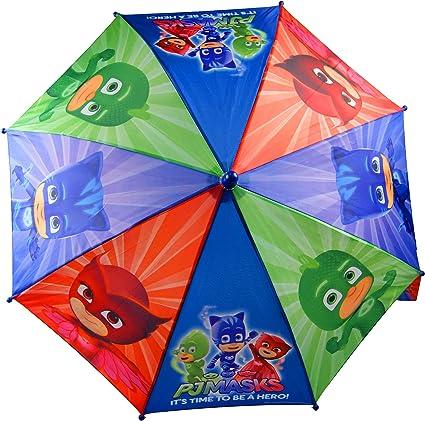 Paraguas Adorable para Niños, Paraguas PJ Máscaras, Paraguas ...