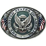 964d8d88a312c7 Spirit of Isis B63 Buckle Gürtelschnalle The United States of America