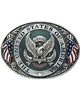 B63 Boucle de ceinture THE UNITED STATES OF AMERICA USA