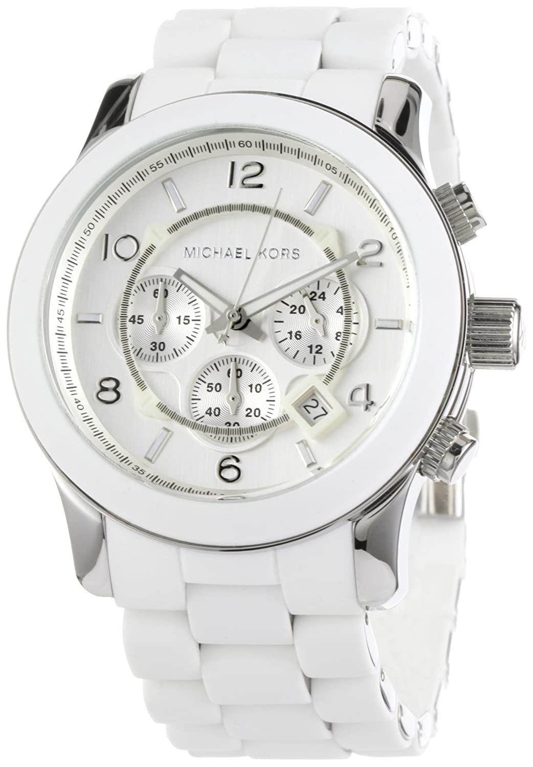 womens women cole mother light s silver white watches kenneth of tone watch main pearl accessories