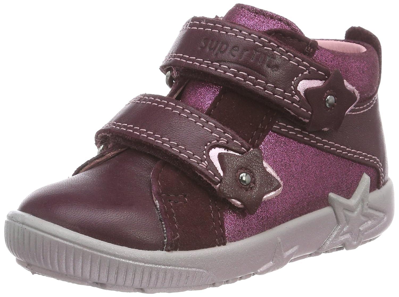 Superfit Baby Mädchen Starlight Sneaker 300437