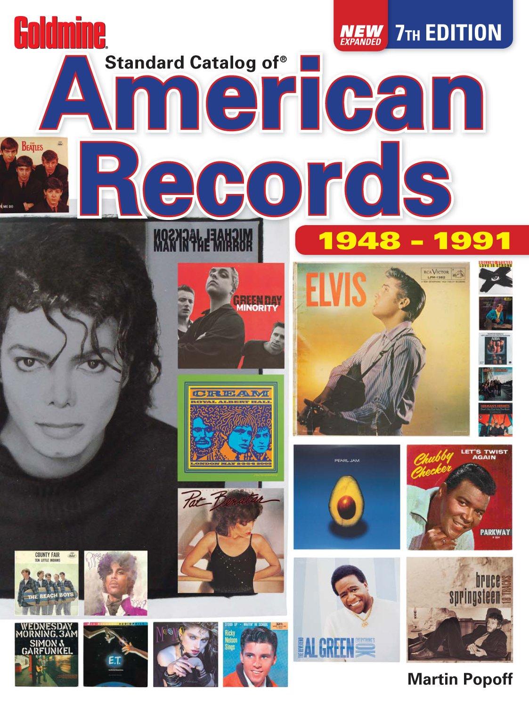 Goldmine Standard Catalog of American Records 1948-1991 PDF