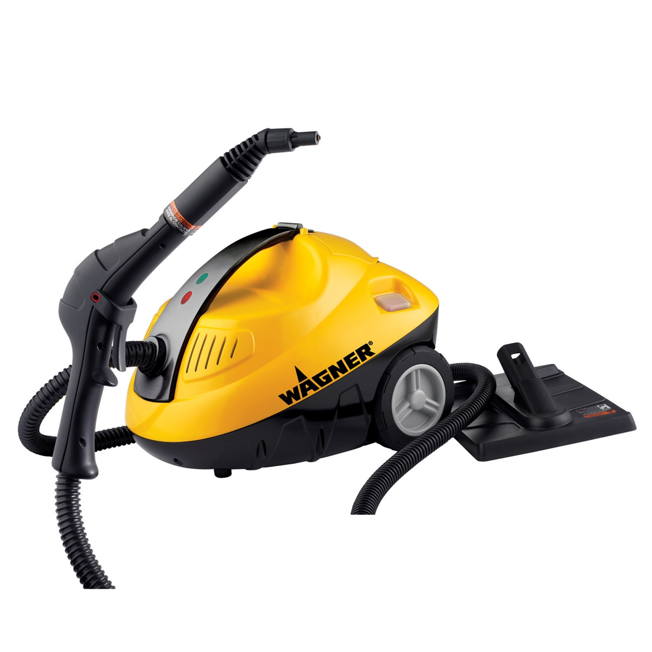Wagner Spraytech Wagner 0282014 915 On-Demand Steam Cleaner, 120 Volts, 1-(Pack), Yellow (Renewed) by Wagner Spraytech