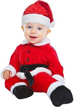 My Other Me Me-203982 Disfraz Papa Noel para niño, 1-2 años ...